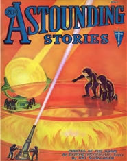 Astounding Stories 1932 May cover image