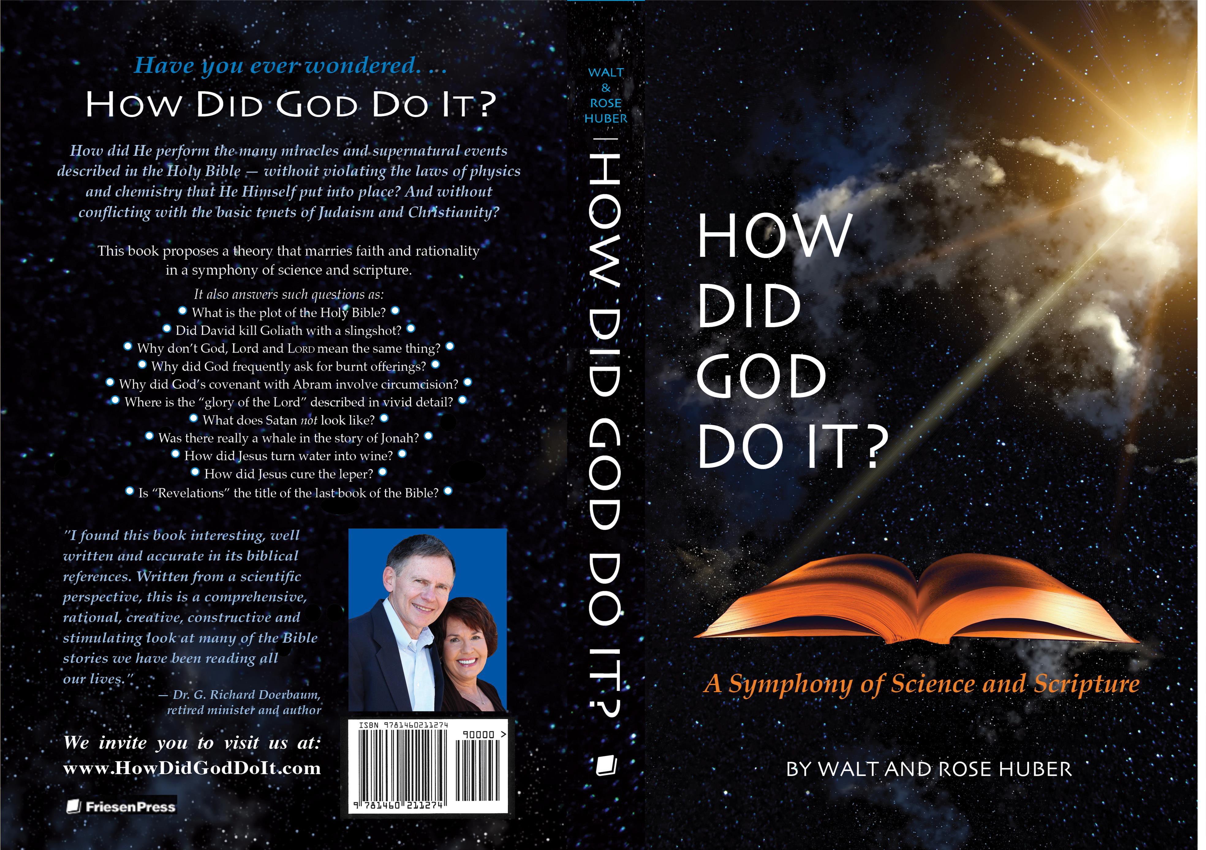 How Did God Do It? A Symphony of Science and Scripture cover image