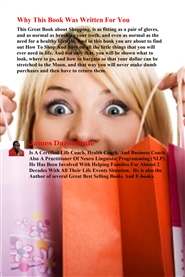 What You Did Not Know About Shopping And Saving cover image