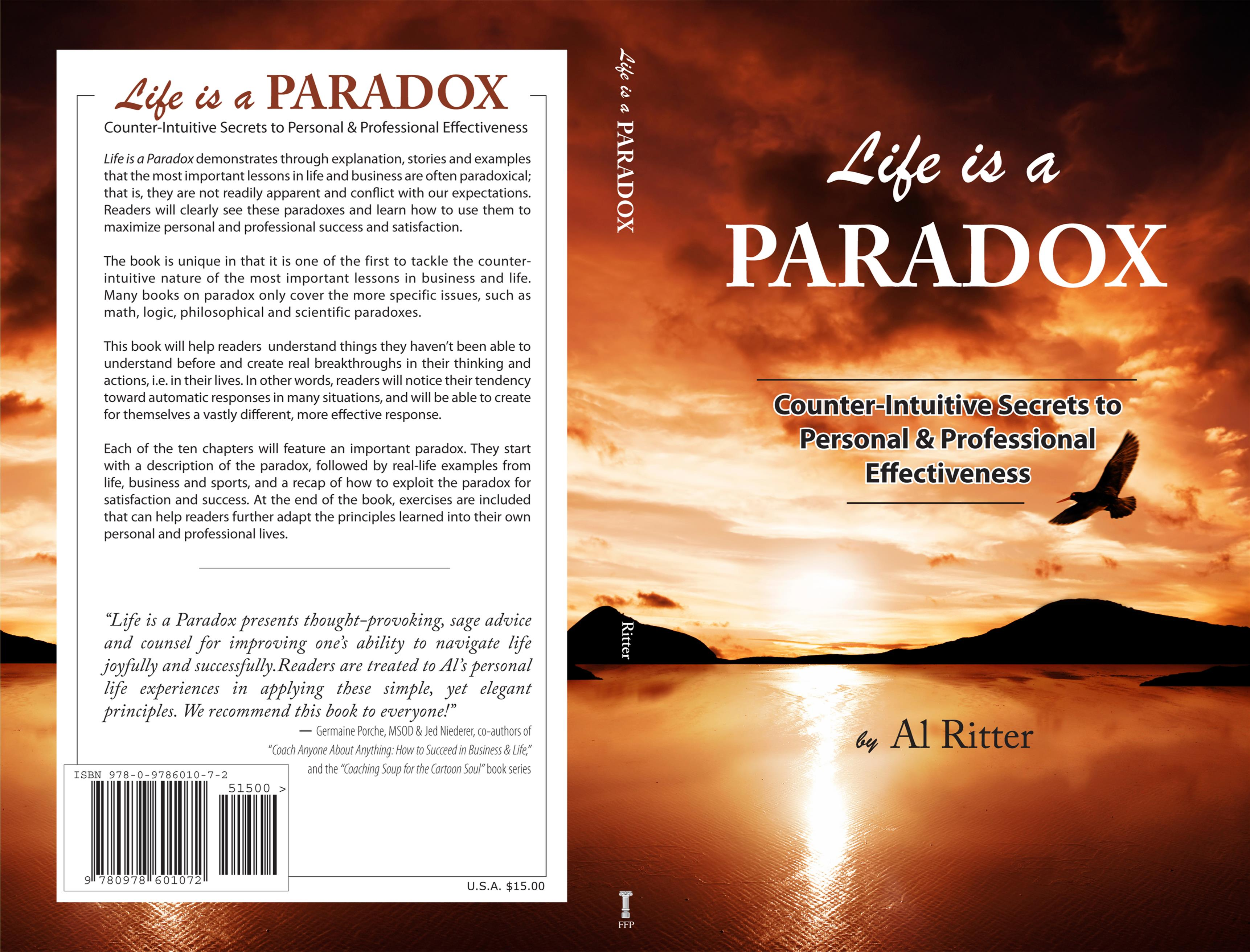 Life is a Paradox cover image