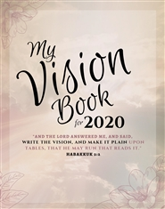 My Vision Book for 2020 cover image