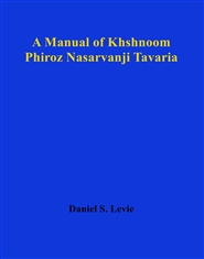 A Manual of Khshnoom cover image