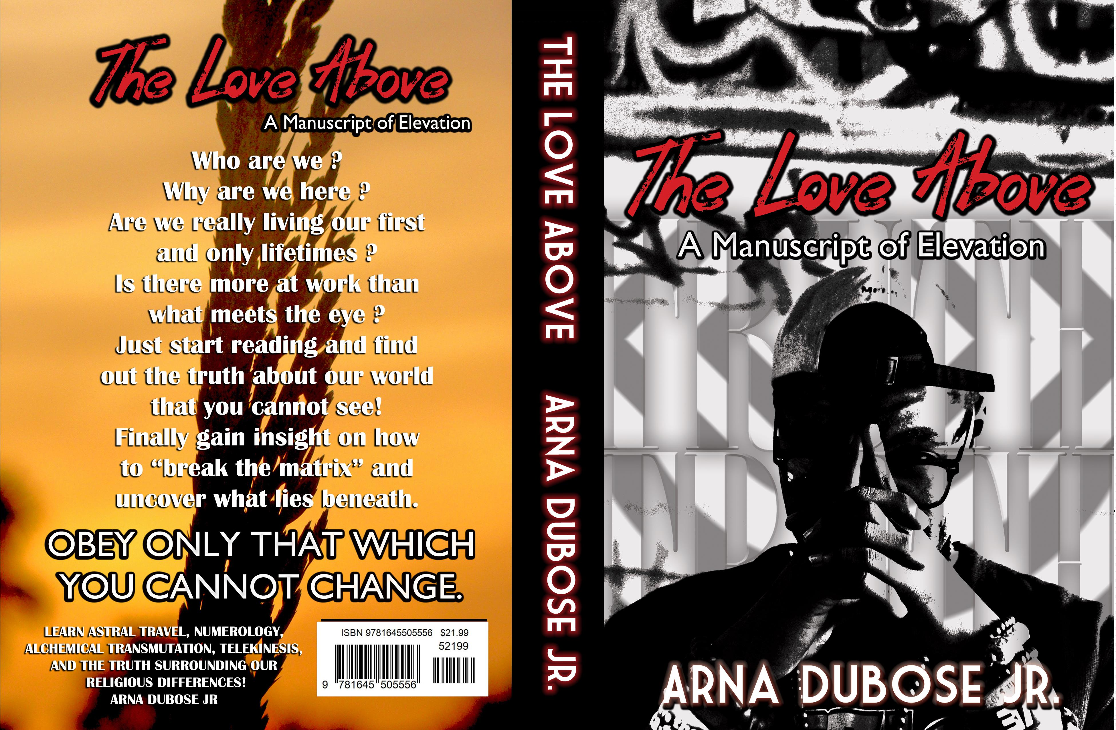 The Love Above cover image