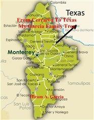 From Cerralvo To Texas My Garcia Family Tree cover image