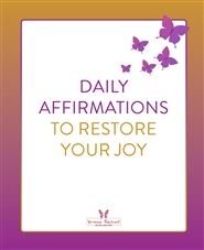 DAILY AFFIRMATIONS TO RESTORE YOUR JOY cover image
