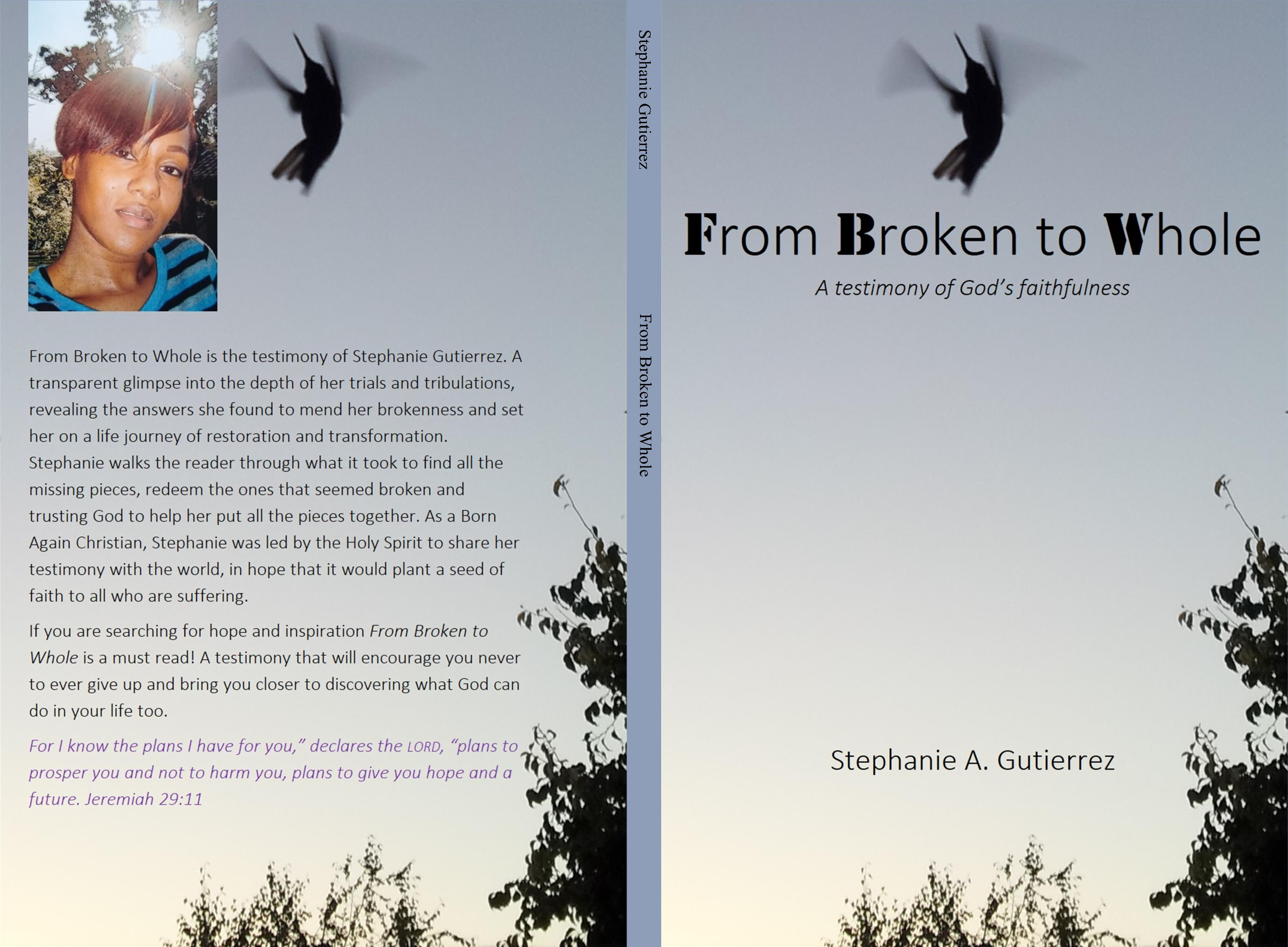 From Broken to Whole cover image