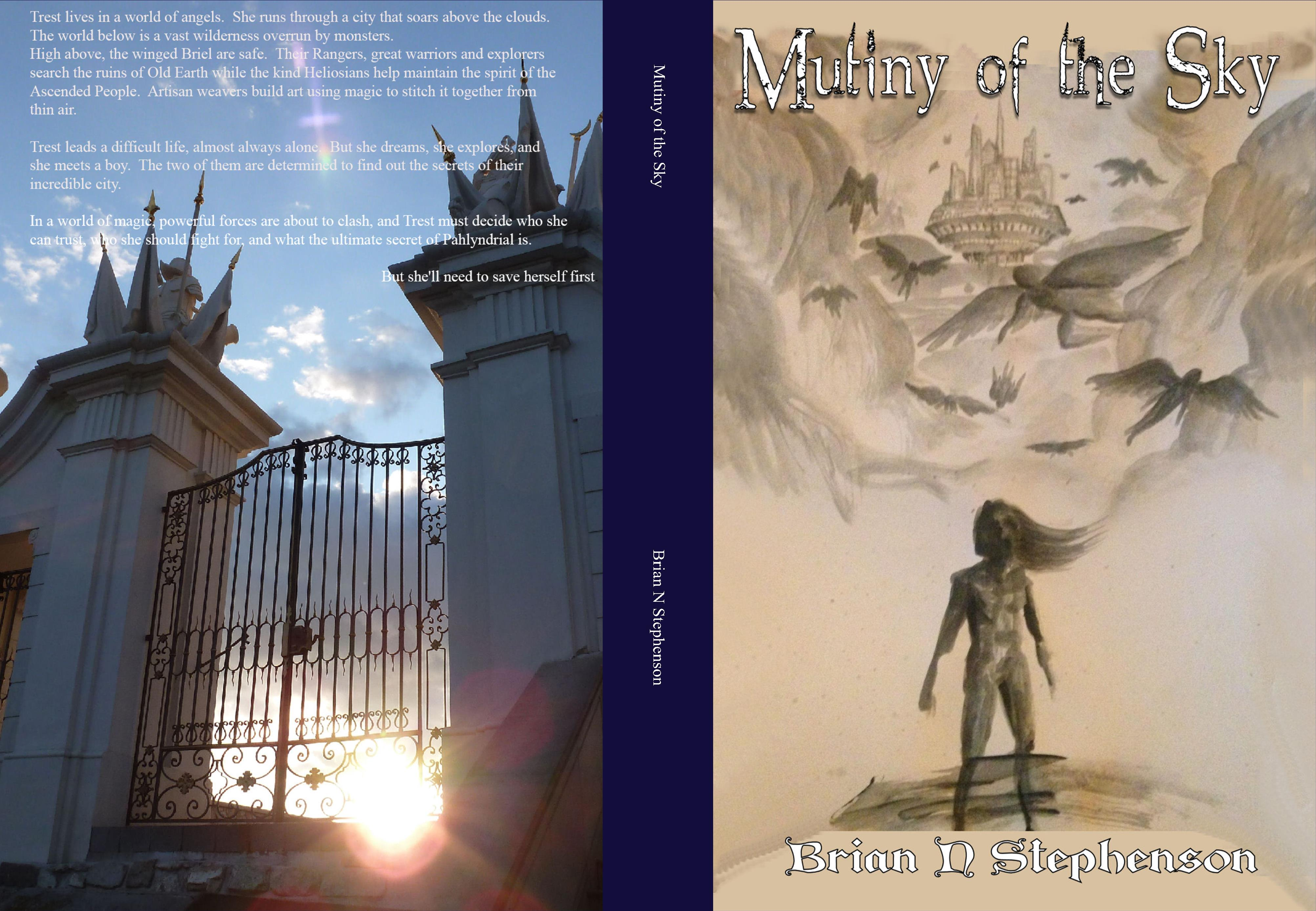 Mutiny of the Sky cover image