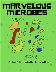 Marvelous Microbes cover image