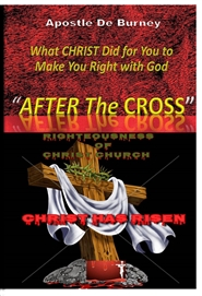 After the Cross -Color cover image