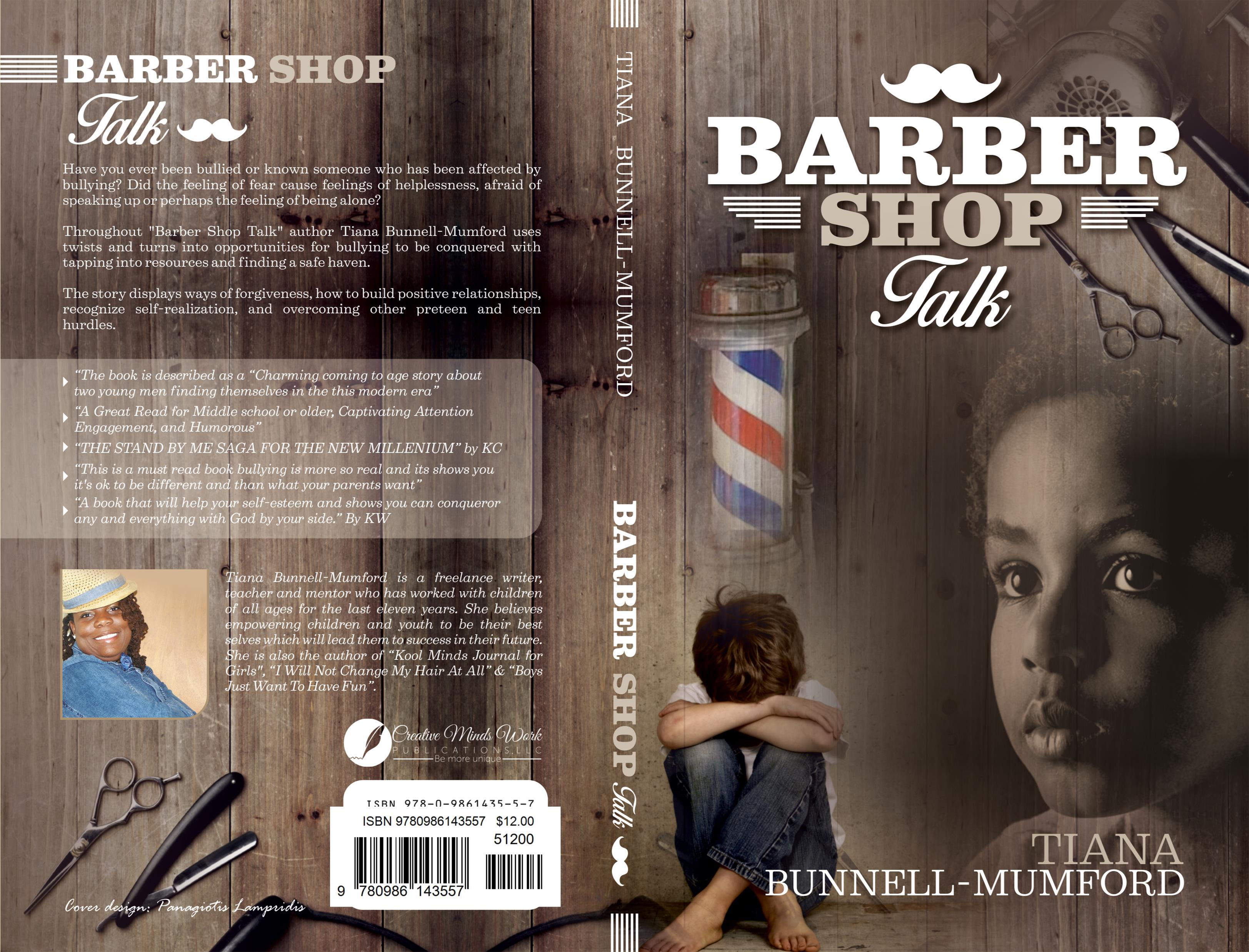 Barber Shop Talk cover image