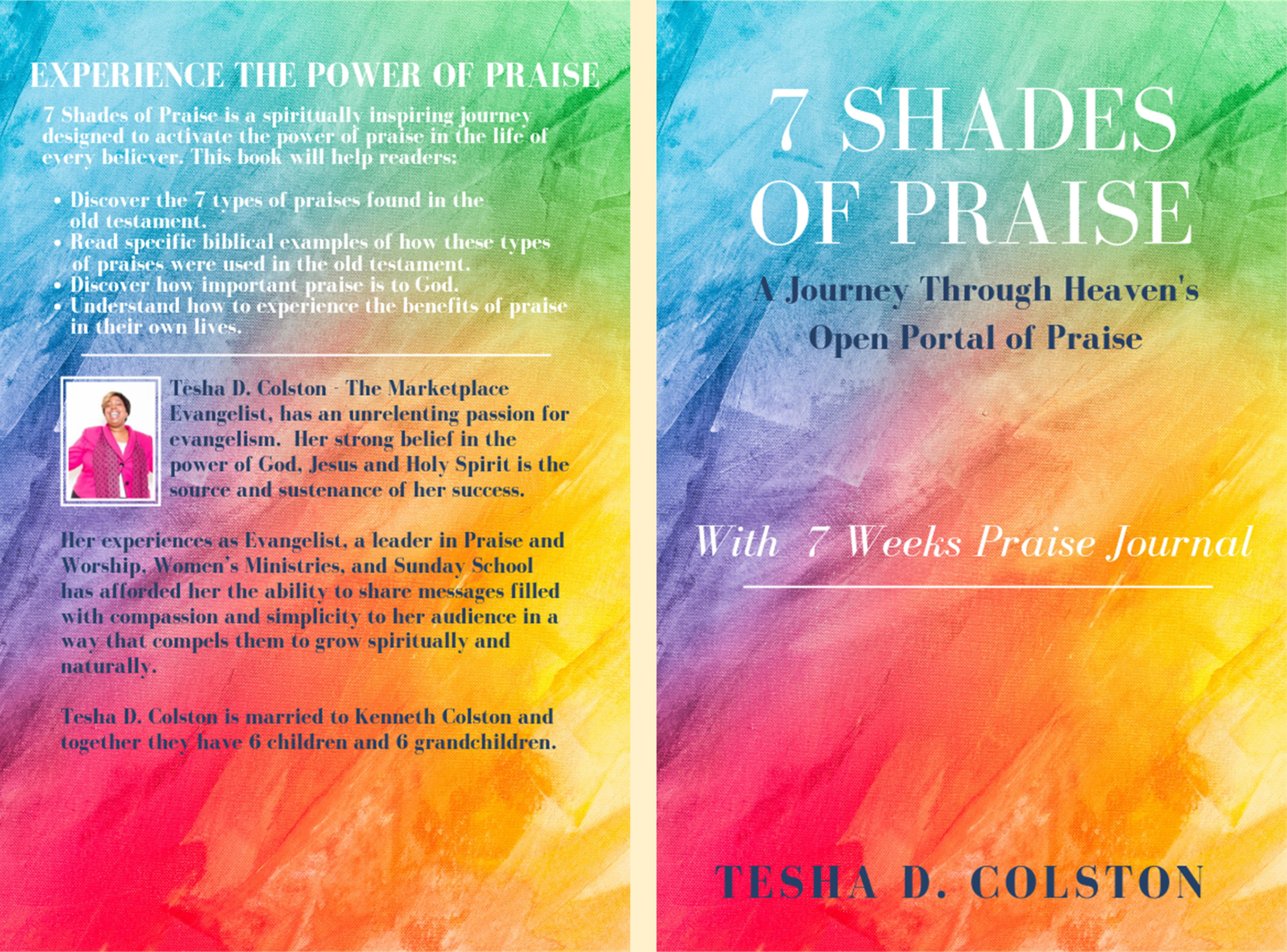 7 Shades of Praise cover image