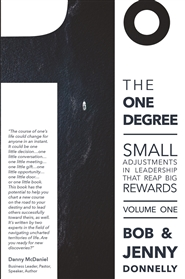The One Degree cover image
