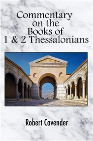 Commentary on the Books of 1 & 2 Thessalonians  cover image