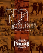Gymnanigans No Excuses Success FITBook cover image