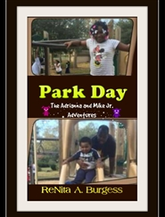 Park Day: The Adrianna and Mike Jr Adventures cover image