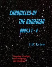 Chronicles of the Guardian books 1-4 Novel Edition cover image