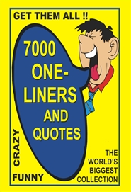 7000 ONE-LINERS AND QUOTES cover image