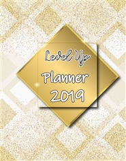 LEVEL UP PLANNER 2019 cover image