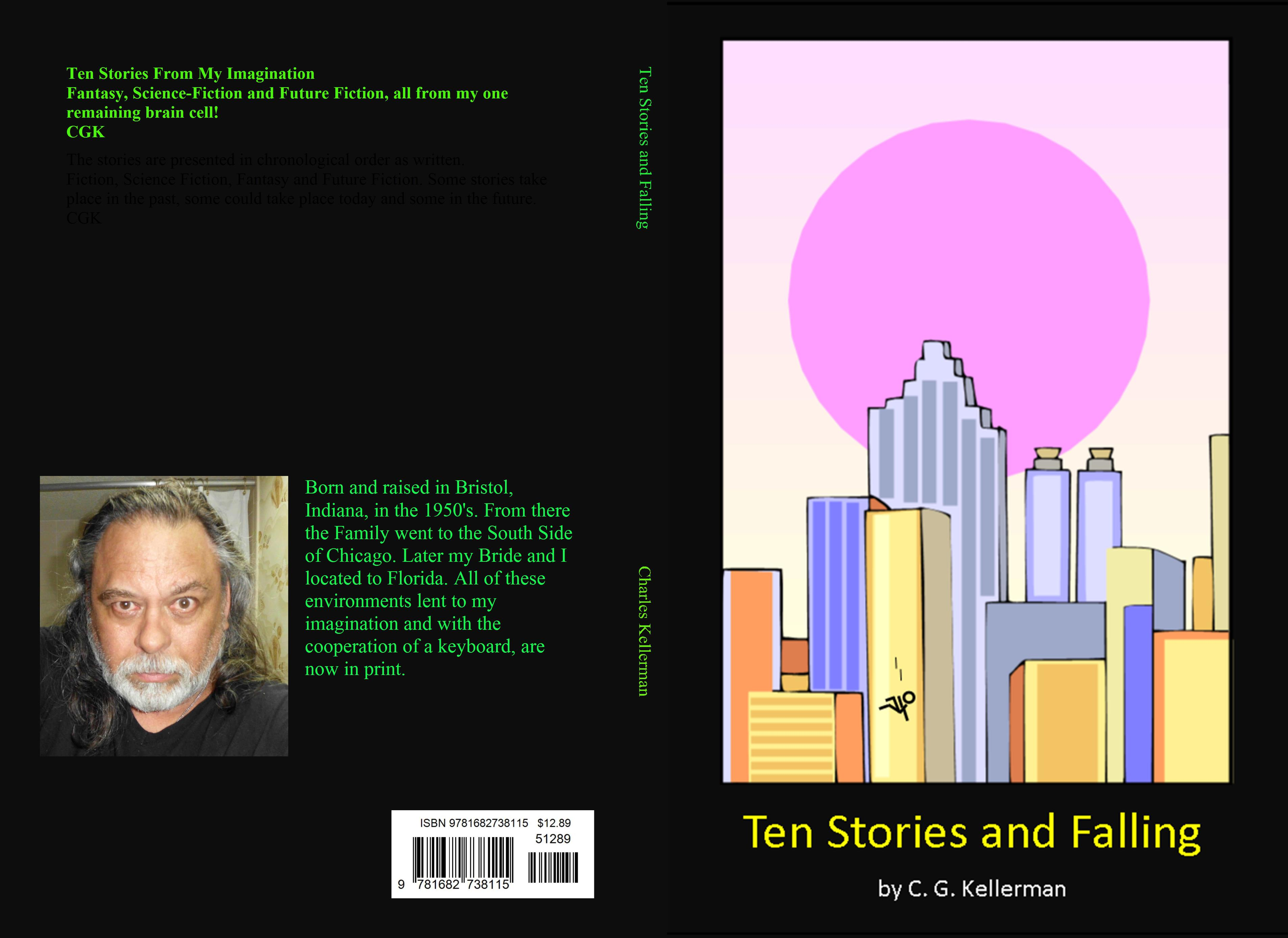 Ten Stories and Falling cover image