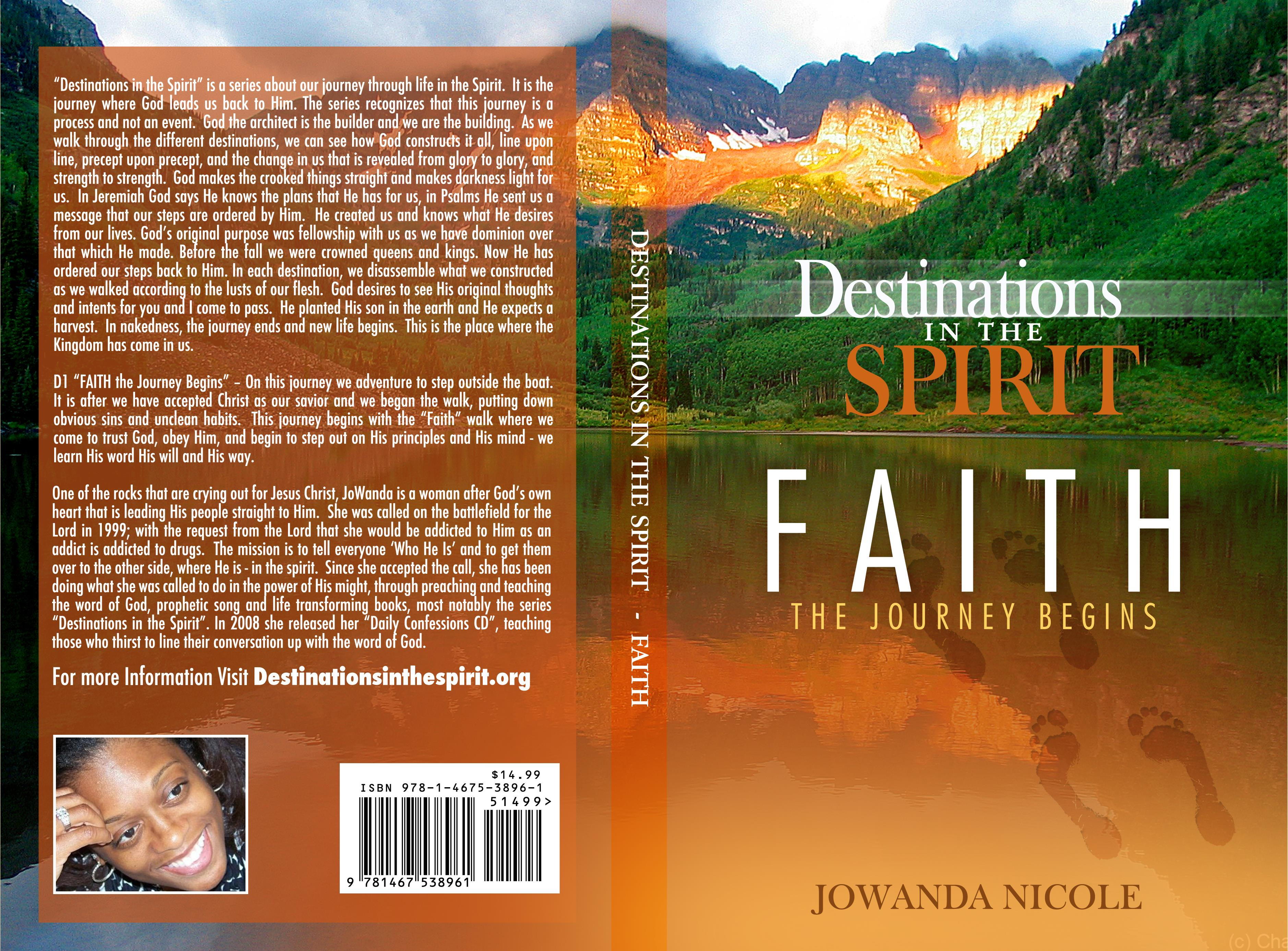 FAITH: The Journey Begins cover image