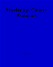 Mississippi County Protocols cover image