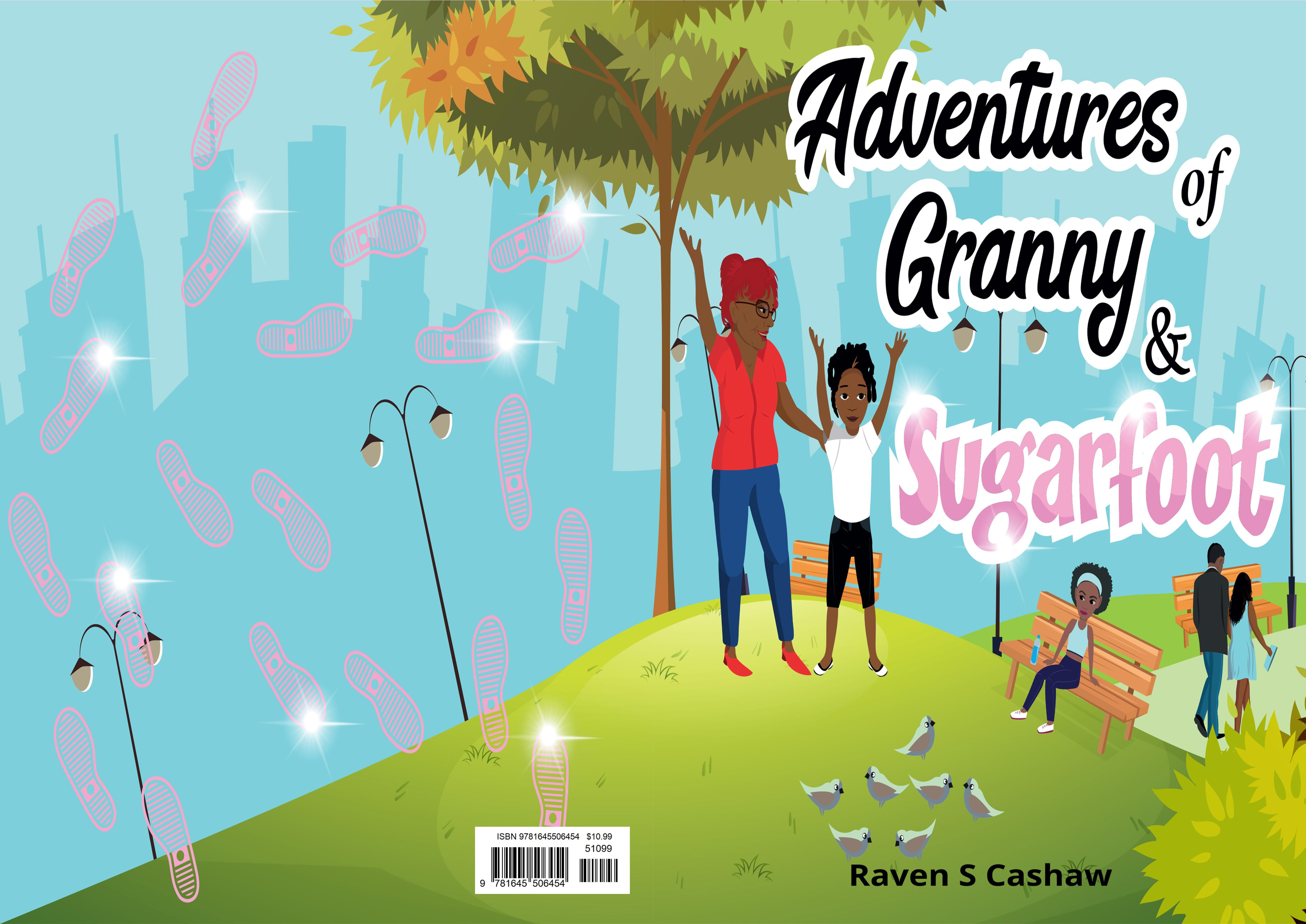 Adventures of Granny & SugarFoot cover image