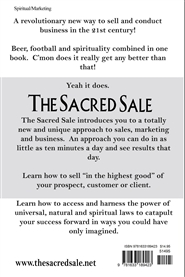 The Sacred Sale cover image