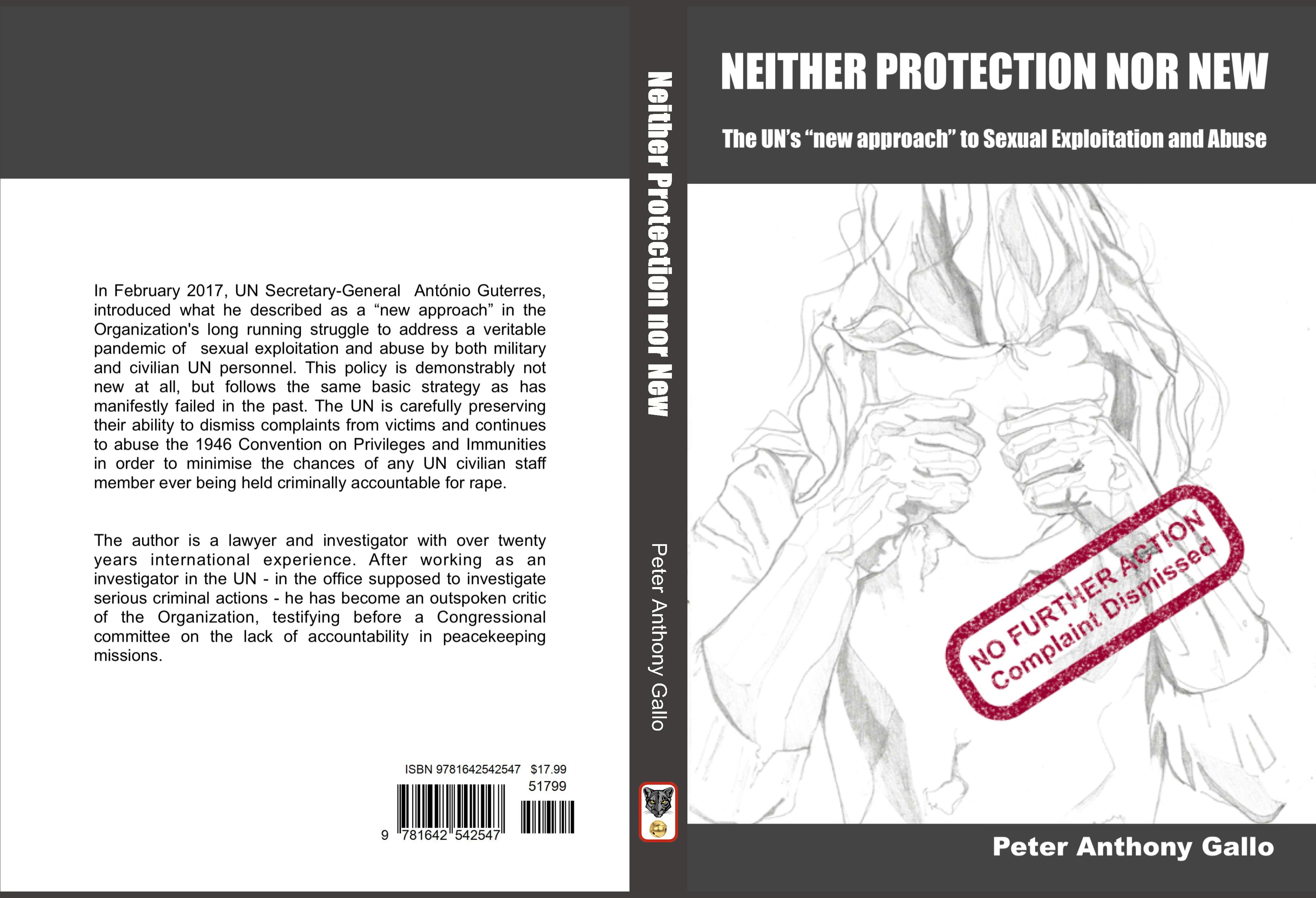 Neither Protection nor New cover image