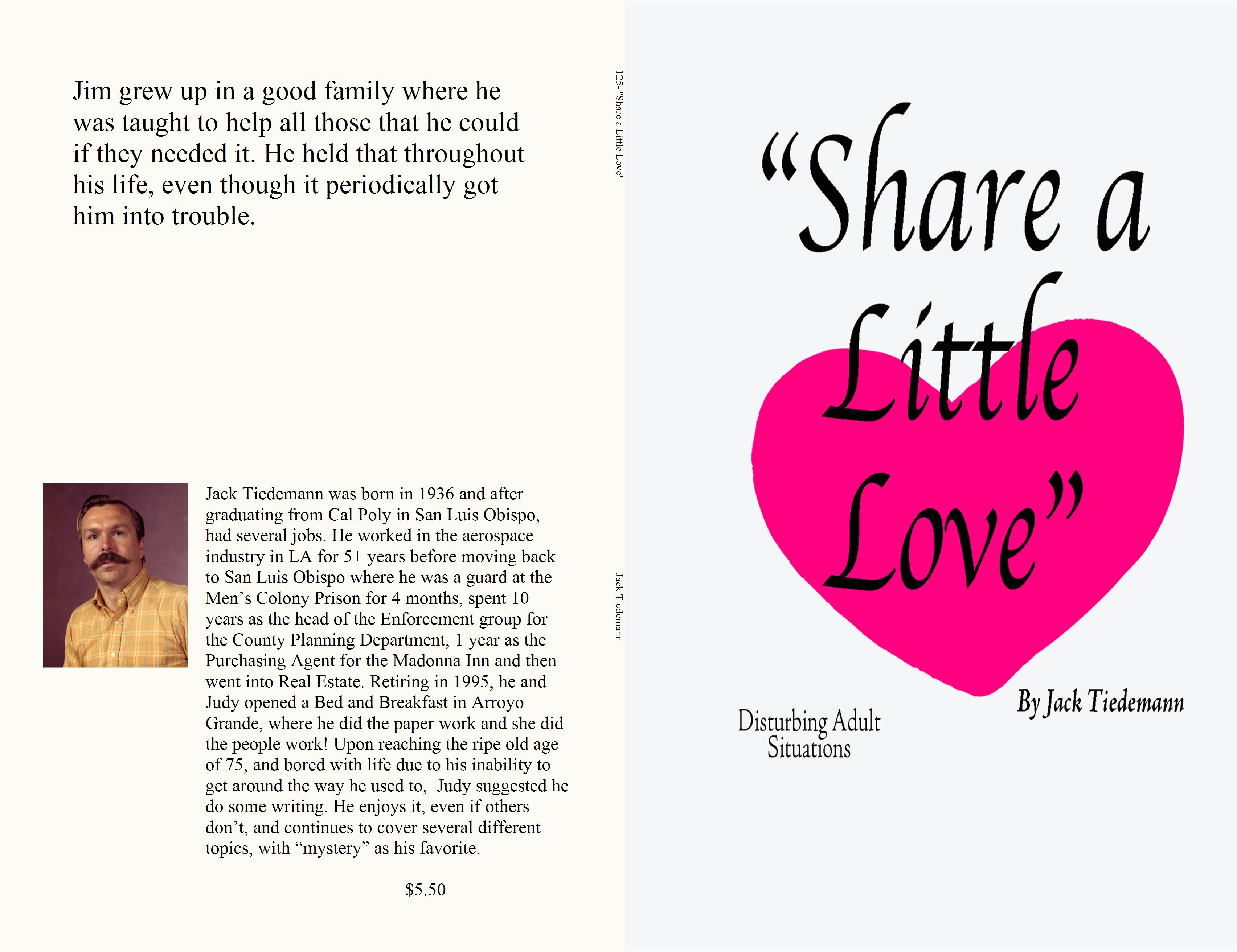 "125- ""Share a Little Love"" cover image"