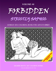 Forbidden; volume #6; STRICTLY SAPHIC cover image