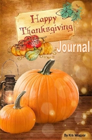 Happy Thanksgiving Journal cover image