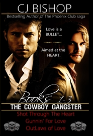 The Cowboy Gangster - Bks 1-3 cover image