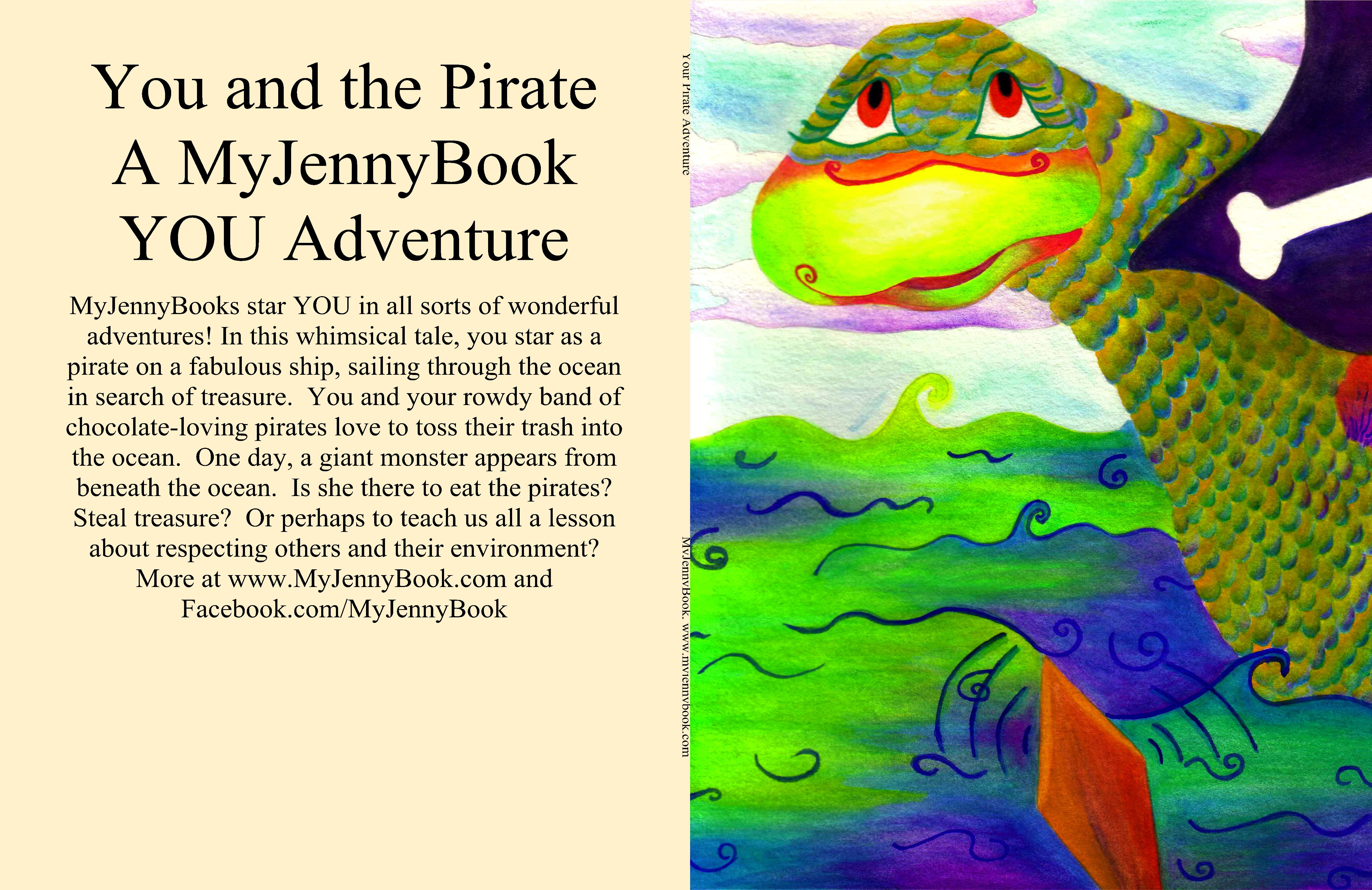 Your Pirate Adventure cover image
