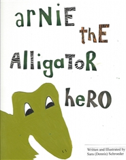 Arnie the Alligator hero cover image