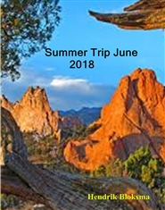 Summer Trip June 2018 cover image