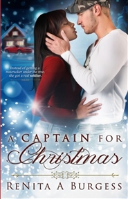 A Captain for Christmas.. cover image