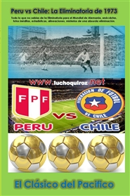 Peru vs Chile Eliminatorias 1973 cover image