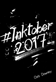 Inktober 2017 cover image