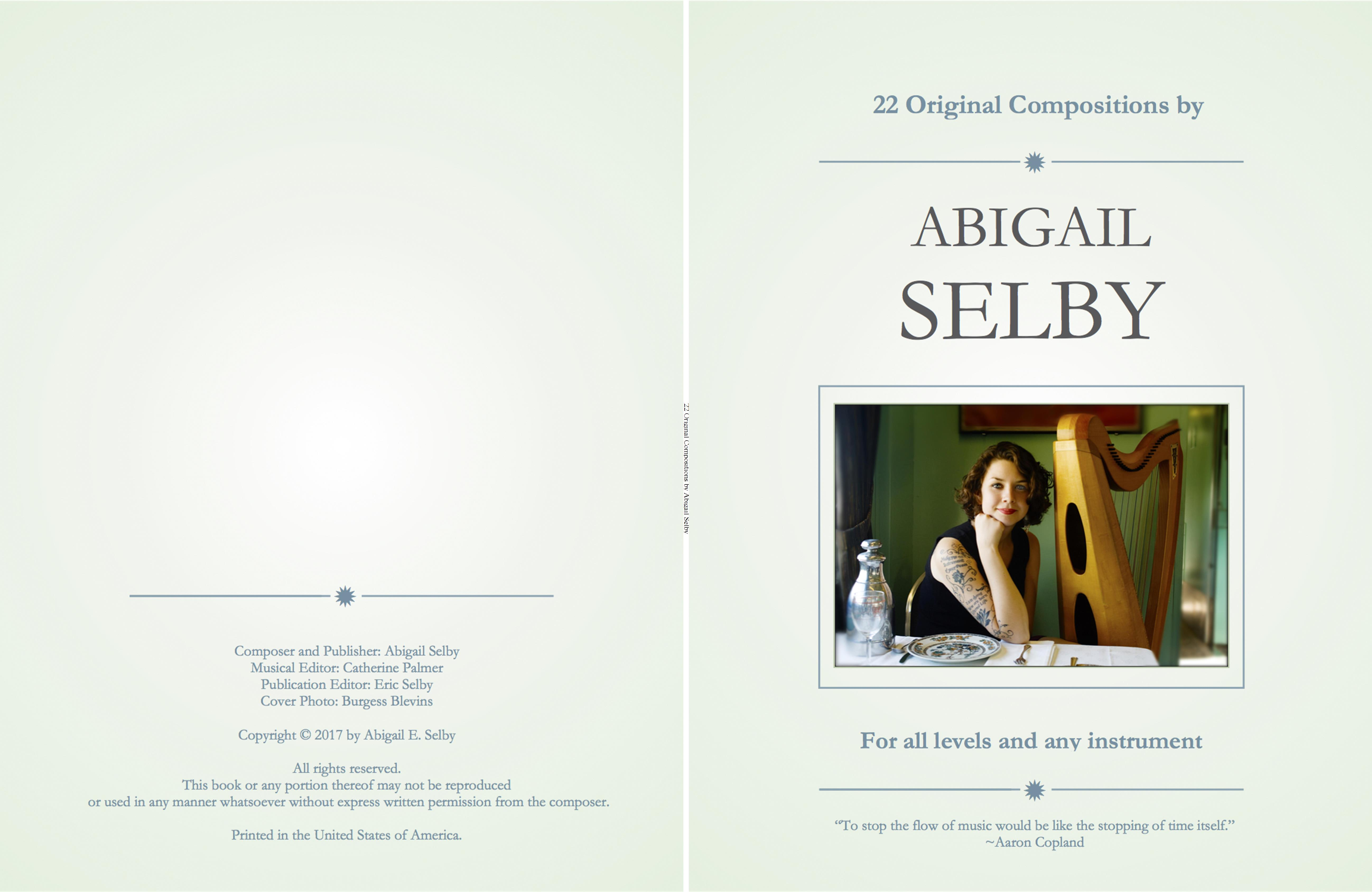 22 Original Compositions by Abigail Selby cover image