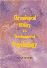 A Chronological History of the Development of Psychology cover image