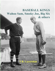 BASEBALL KINGS Wahoo Sam, Smoky Joe, Big Six & others cover image