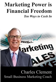 Marketing Power Is Financial Freedom cover image