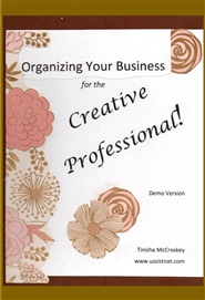 Organizing for the Creative Professional Demo Version cover image