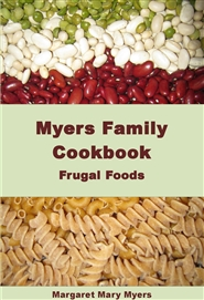 Myers Family Cookbook: Frugal Foods cover image