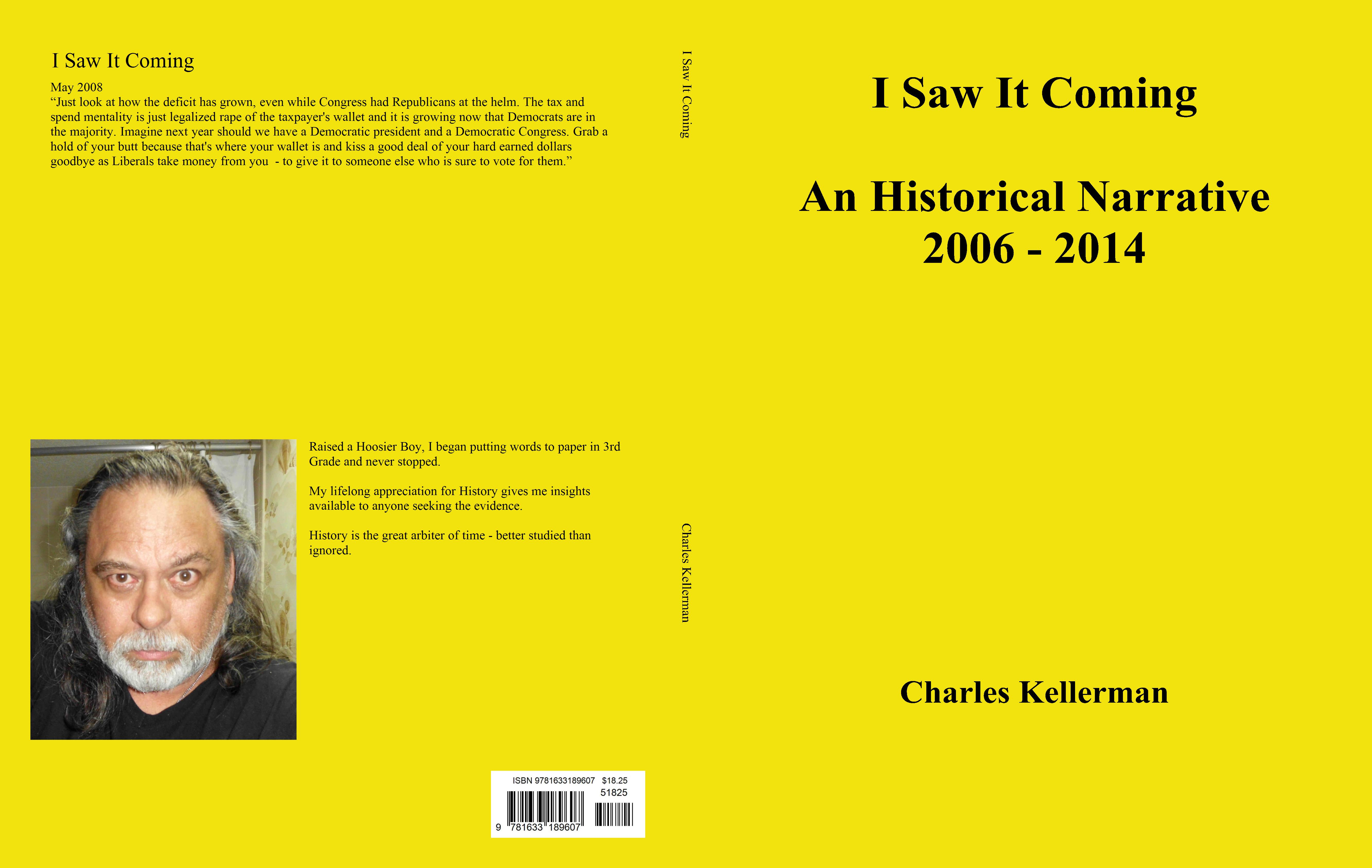 I Saw It Coming An Historical Narrative 2006 - 2014 cover image