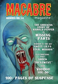 Macabre Magazine Archives cover image
