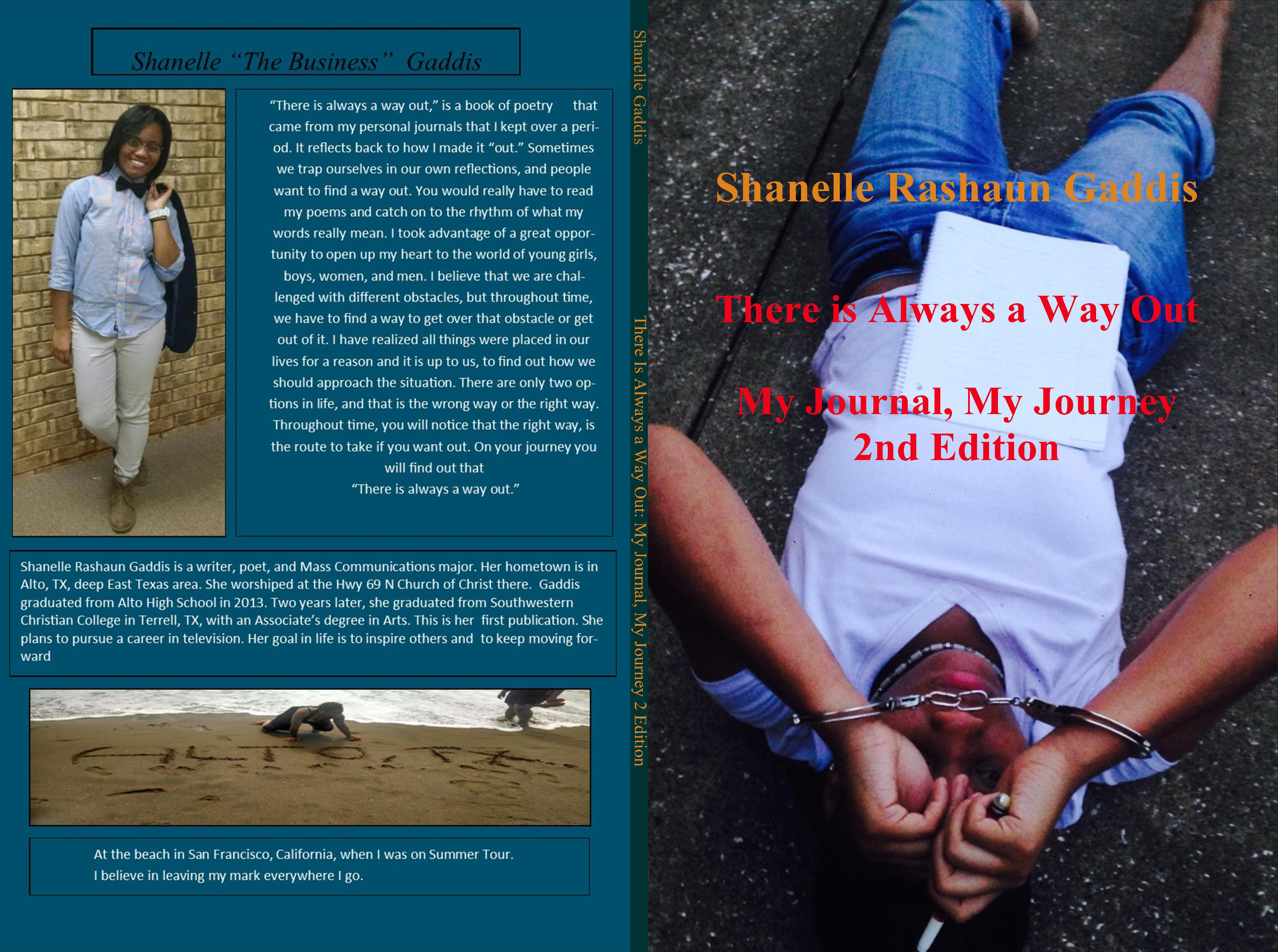 There is Always a Way Out My Journal, My Journey 2nd Edition cover image