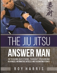 The Jiu Jitsu Answer Man, Volume One cover image