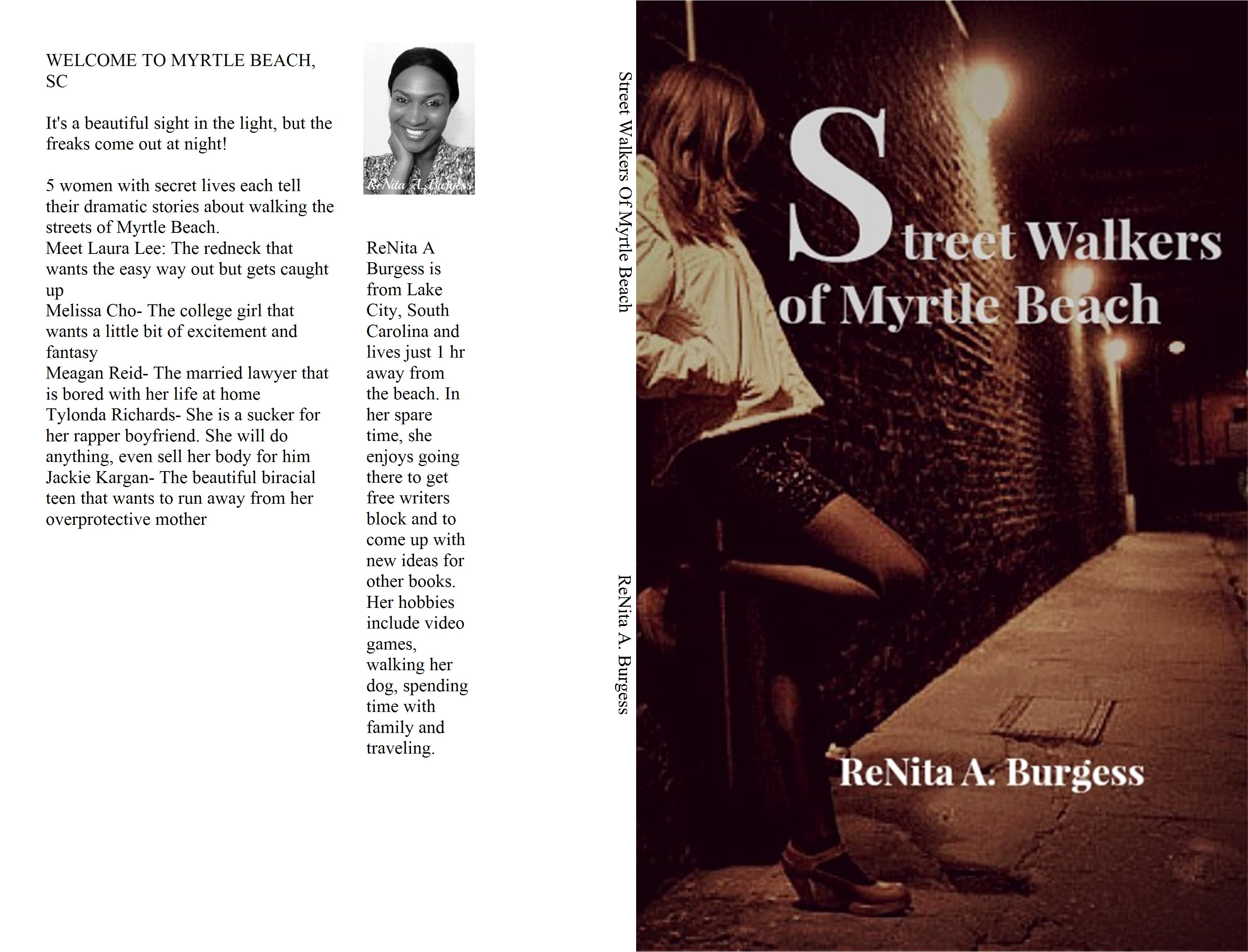 Street Walkers Of Myrtle Beach cover image