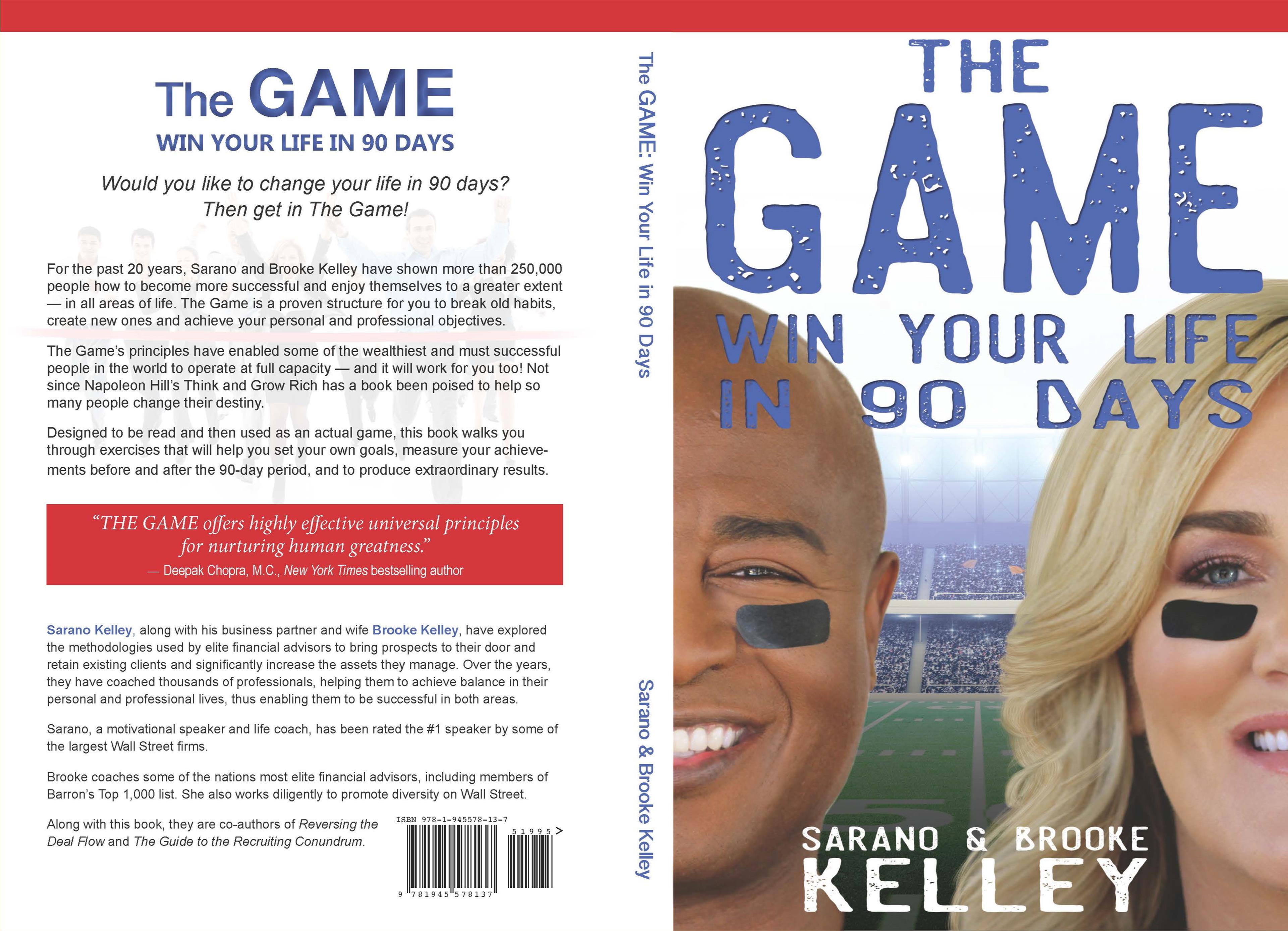 The Game: Win Your Life in 90 Days cover image